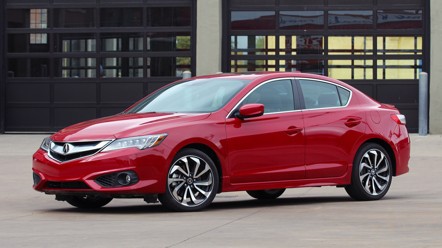 Review: 2017 Acura ILX