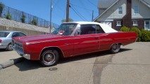 Plymouth Fury III