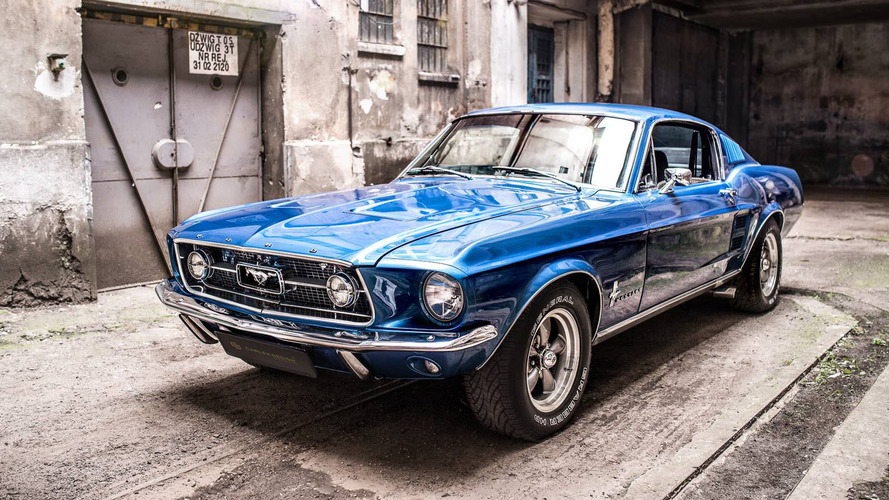 Ford Mustang 1967 - Une icône remise au goût du jour par Carlex Design