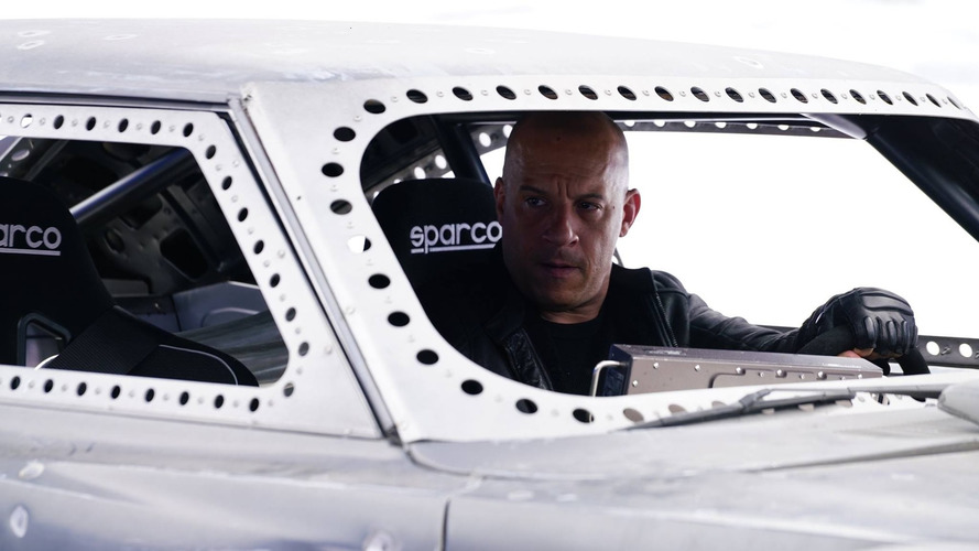 Vin Diesel says 'Fast 8' could win Oscar, for acting?