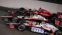Will Power, Verizon Team Penske, Marco Andretti, Andretti Autosport, Dan Wheldon, Panther Racing