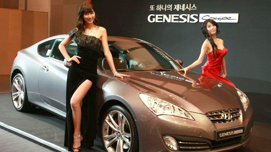 Hyundai Announces Genesis Coupe Performance Specs