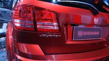 All New Dodge Journey at Frankfurt