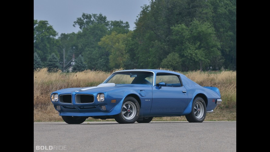 Pontiac Firebird Trans Am Ram Air III