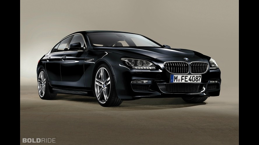BMW 6-Series Gran Coupe M Sport Package