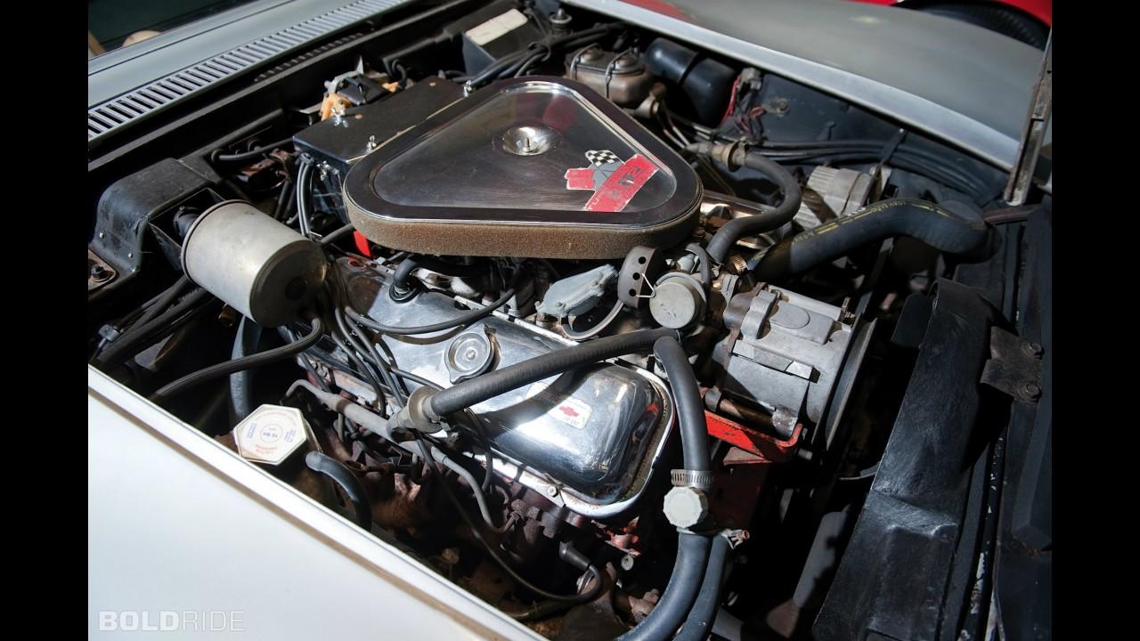 Chevrolet Corvette L68 427/400 Convertible