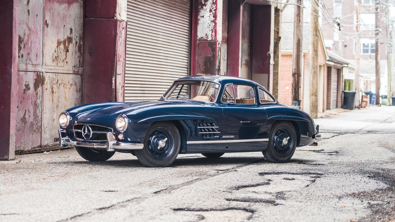1954 Mercedes-Benz 300 SL Gullwing Auction