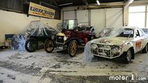 Colección Ford Heritage en Dagenham