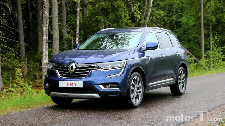 Renault Koleos (2017) - Les premières photos de notre essai!