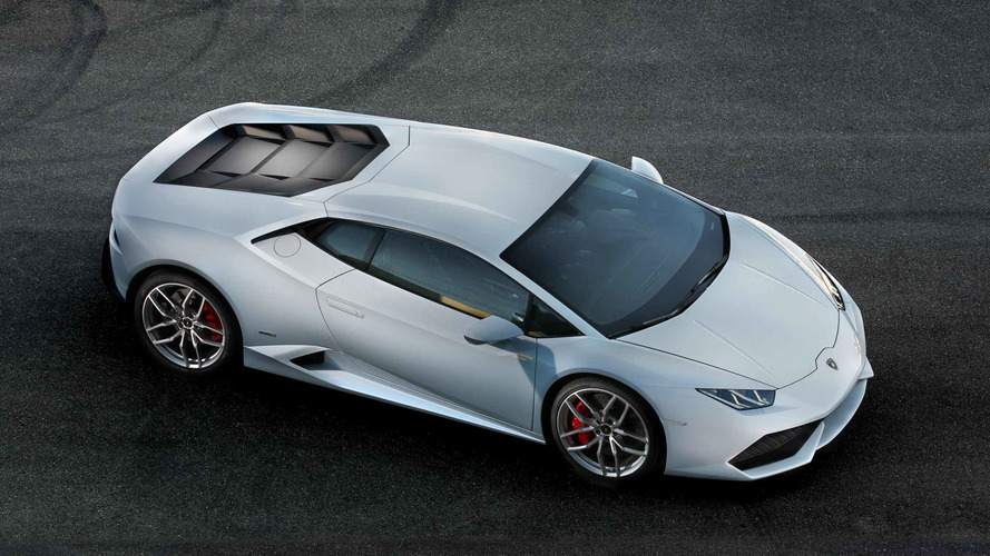 Lamborghini Huracan could get rear-wheel steering in 2019 update