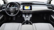 2017 Honda Clarity FCV: First Drive