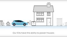 Nissan Highlights How EVs Make The World More Resilient
