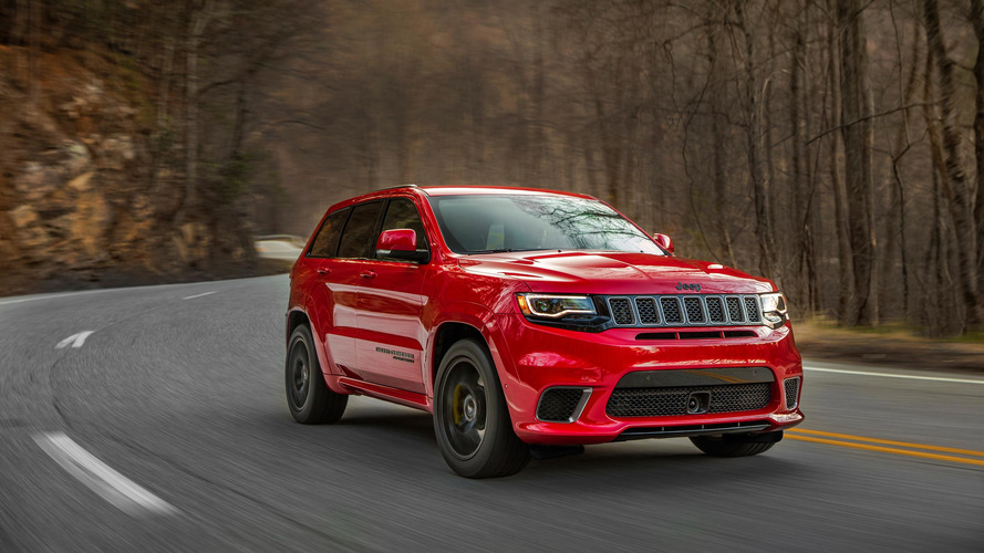 Mégsem a Jeep Grand Cherokee Trackhawk a világ leggyorsabb SUV-ja?