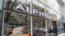 Alpine Showroom