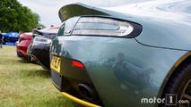 Aston Martin Vantage N430 at 2017 Goodwood Festival of Speed