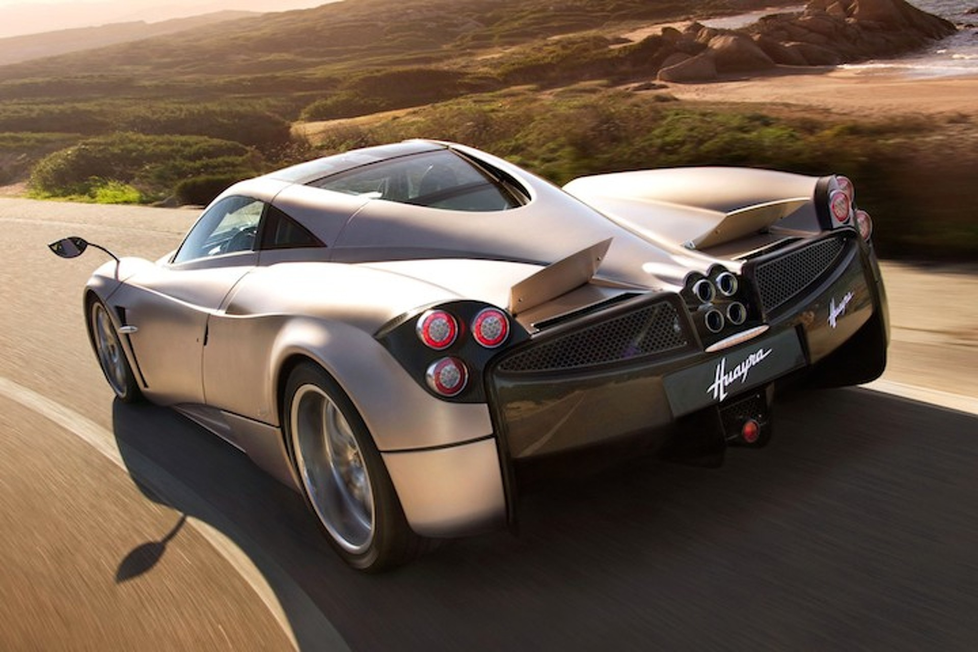 Want a Manual in Your Pagani Huayra? It's Possible, But Expensive