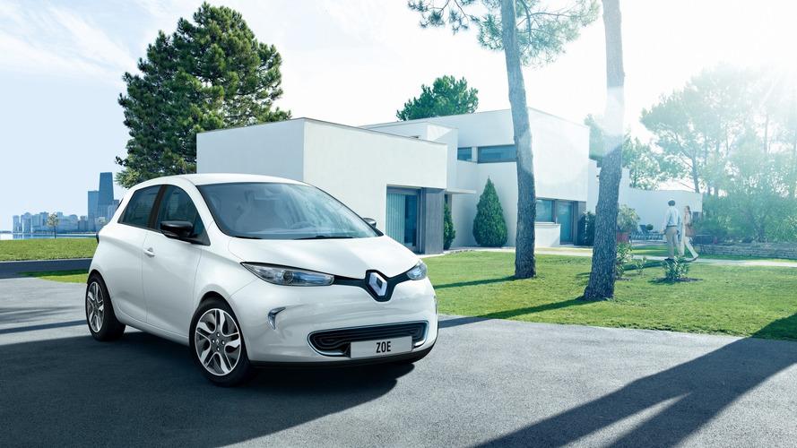 Renault to reveal Zoe EV with 200-mile range at Paris