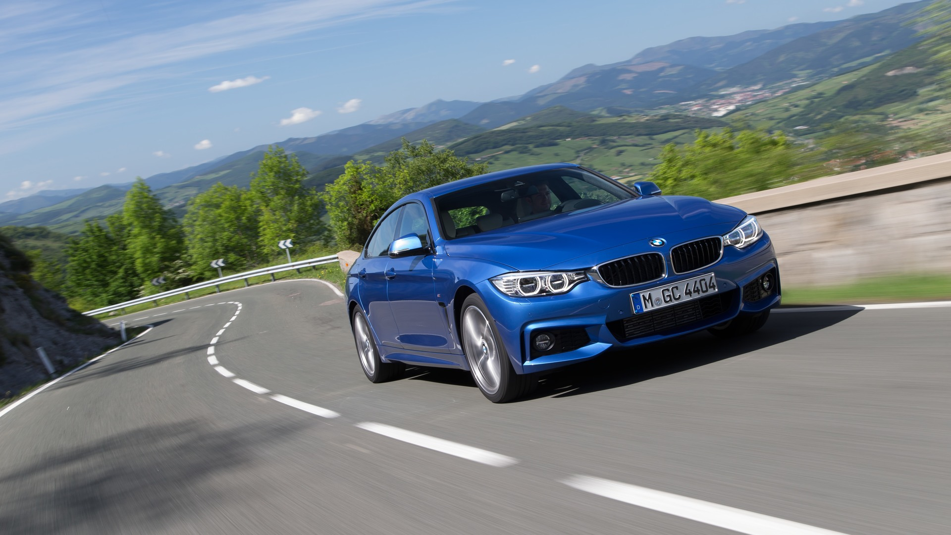 bmw 4 series gran coupe news and reviews. Black Bedroom Furniture Sets. Home Design Ideas