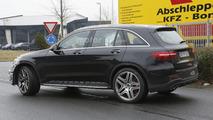 2017 Mercedes-AMG GLC 63 spy photo