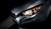 2017 Subaru Impreza teased ahead New York debut