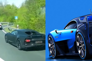 Is The Bugatti Vision GT Actually The Chiron In Race Disguise?