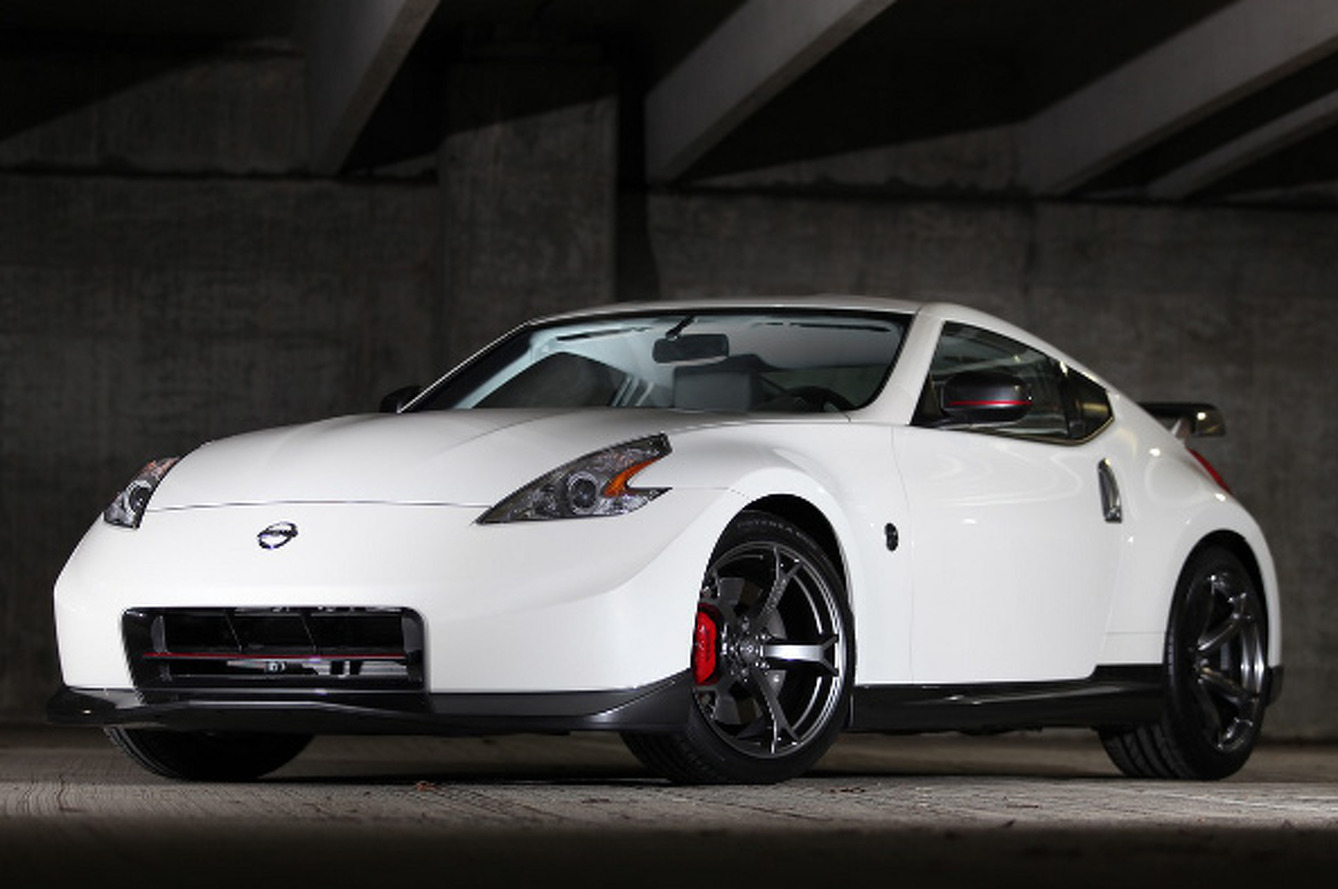 2014 Nissan 370Z Nismo Goes on Sale This Summer