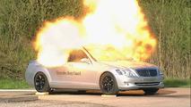 Mercedes-Benz S 600 Guard