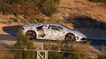 2015 Lamborghini Cabrera spy photo
