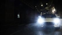 Jaguar F-Type Coupe teaser 18.11.2013