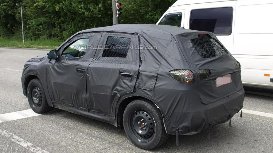 2015 Suzuki Grand Vitara spied testing in Germany
