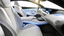 Mercedes Concept S-Class Coupe