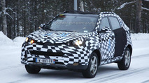 2015 MG CS spy photo
