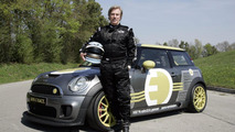 His Royal Highness Prince Leopold of Bayern will drive the MINI E Race before the start of the 24h-Race on the Nürburgring-Nordschleife 12.05.2010