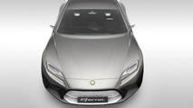 Lotus Eterne four-door sedan