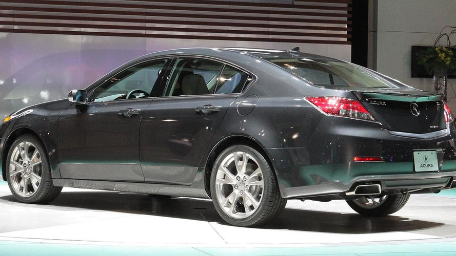 2012 Acura TL debuts in Chicago