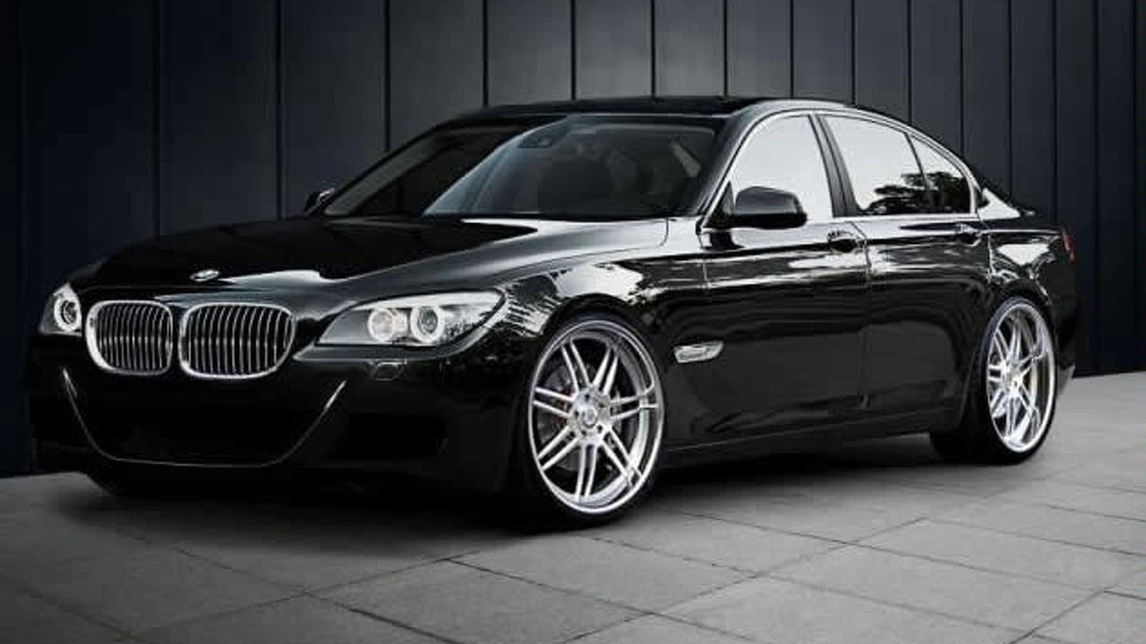 BMW M7 Artists Rendering