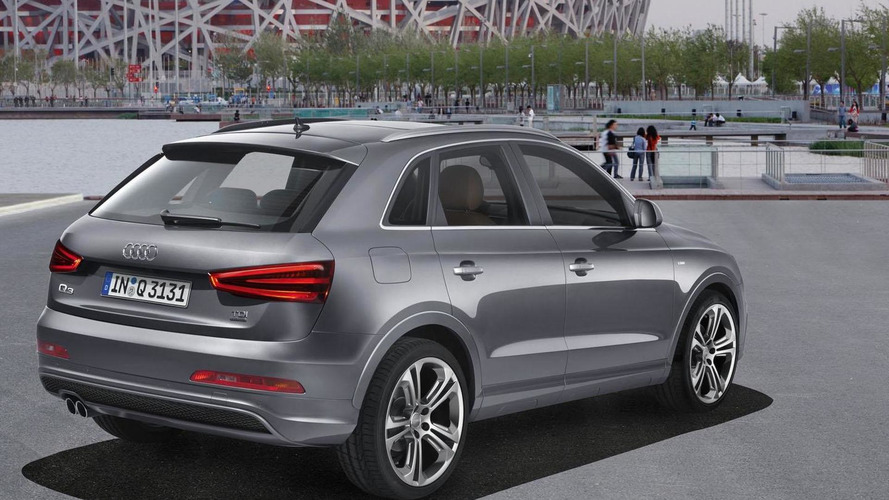 Audi Q3 S coming in 2012 - report
