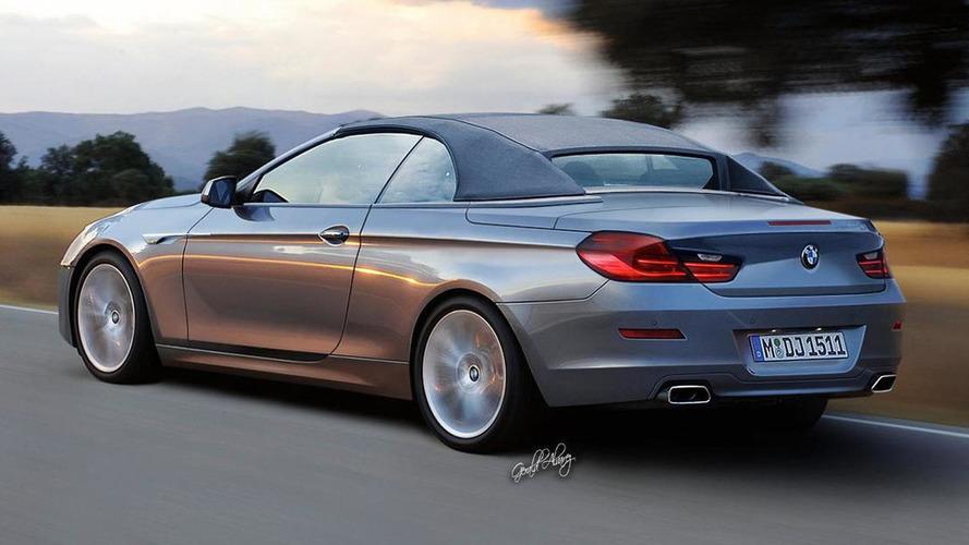 2011 BMW 6-Series Cabrio Rendered