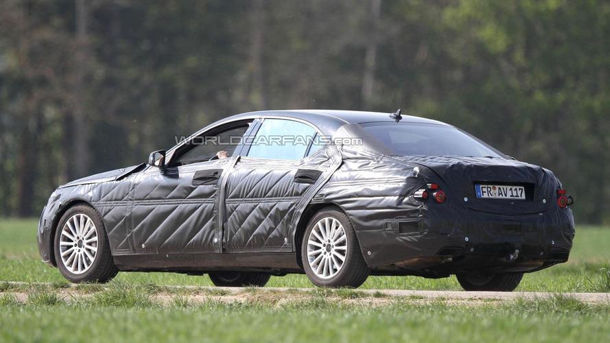 Mercedes S-Class EV under consideration - report