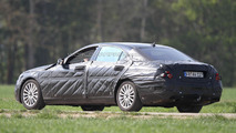 2013 Mercedes S-Class comes into focus - will include four body styles