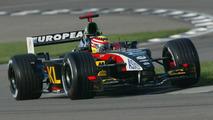 Alex Yoong (Minardi), 2002 SAP United States Grand Prix, 29.09.2002 Indianapolis, USA, F1 in Indianapolis, Warmup