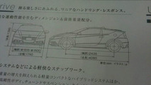 2010 Honda CR-Z leaked brochure scans 08.12.2009 - 882