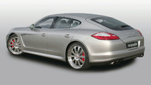 Cargraphic Power Pack for 2010 Porsche Panamera Turbo 08.03.2010