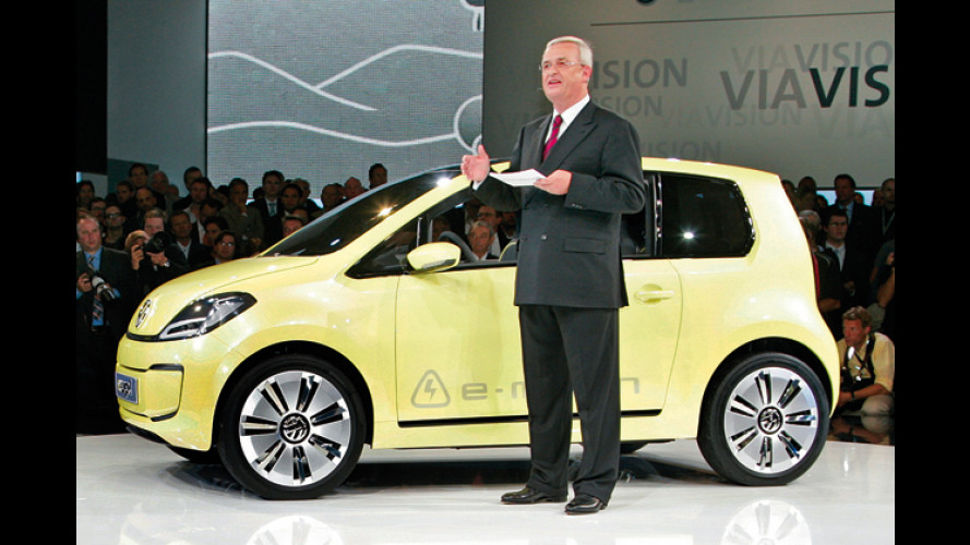 VW-Chef Winterkorn: