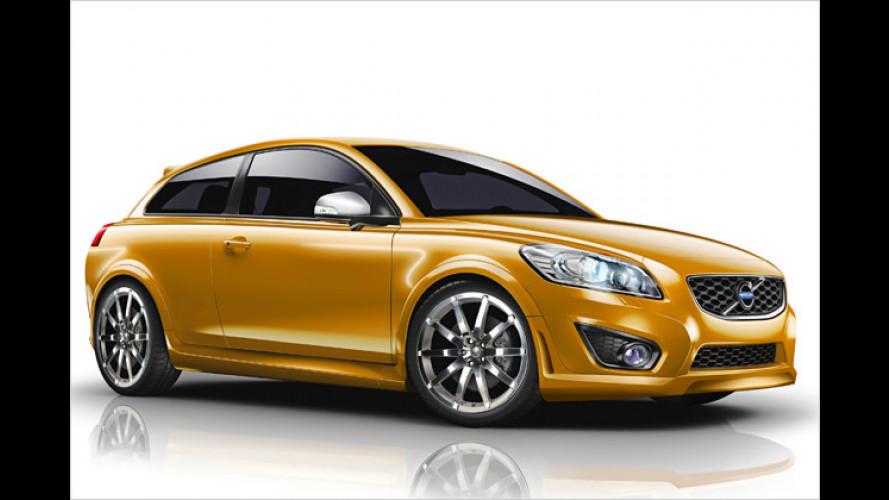 Tuning für den Einsteiger: Volvo C30 von Heico Sportiv