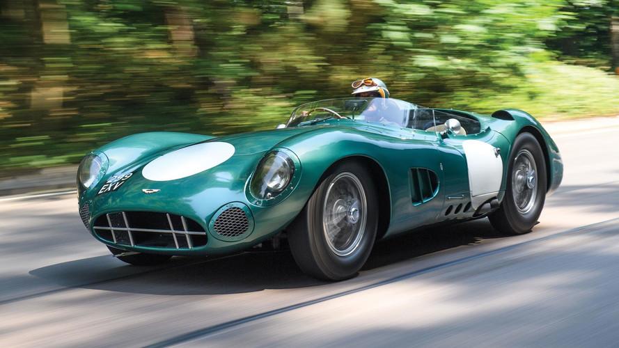 PHOTOS - 22,6 millions d'euros pour une Aston Martin DBR 1 ?