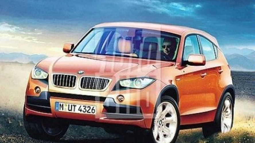 BMW X1 Officially Announced