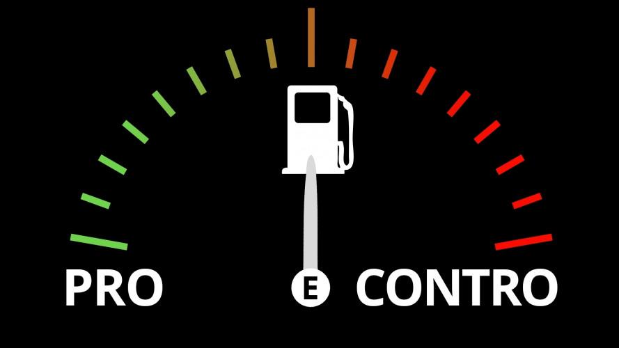 Stop alla vendita di benzina e diesel dal 2040, 4 pro e 4 contro