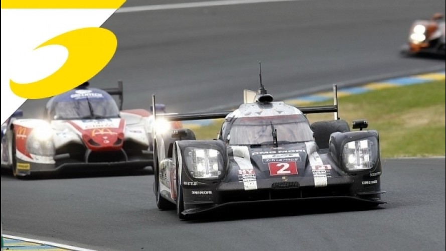 Le Mans è della Porsche. Toyota ferma a 4' dalla fine