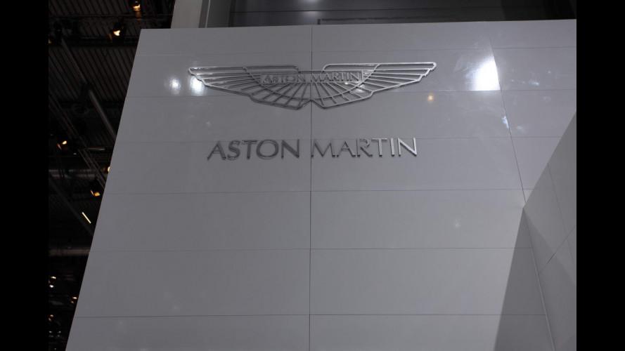 Aston Martin al Salone di Ginevra 2014